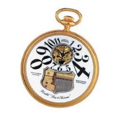 Карманные часы с крышкой