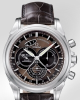 Часы Omega Omega Co-Axial Chronoscope GMT 422.13.44.52.13.001