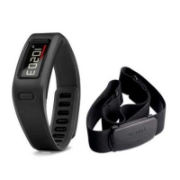 Часы Garmin Vivofit Black Bundle