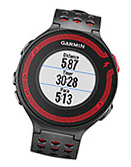 Forerunner 220 Black/Red