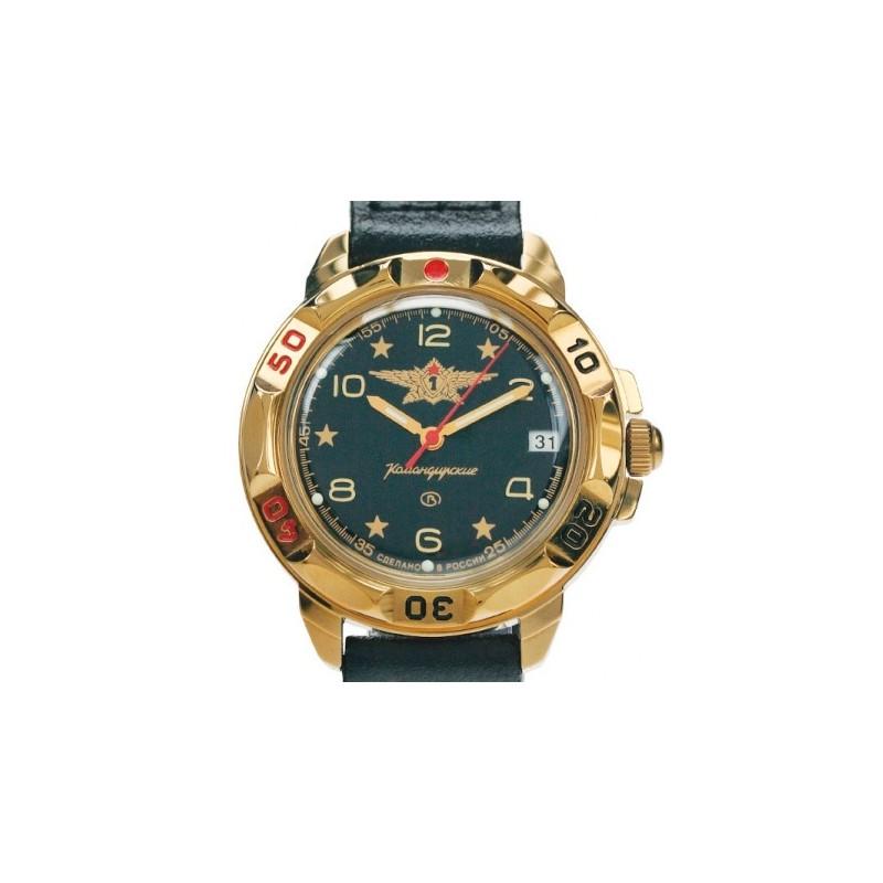 Часы Восток Командирские 439452 - характеристики, отзывы. Купить