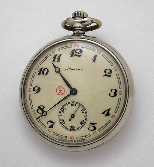Соберём всех владельцев карманных часов Молния(Molnija